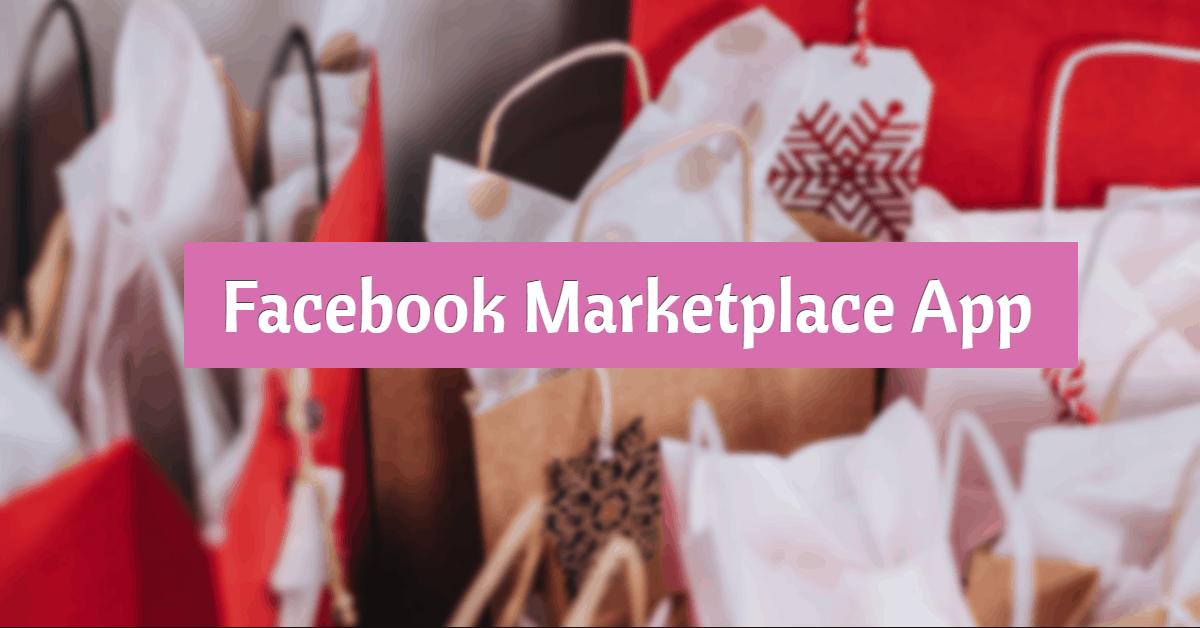 Marketplace on Facebook
